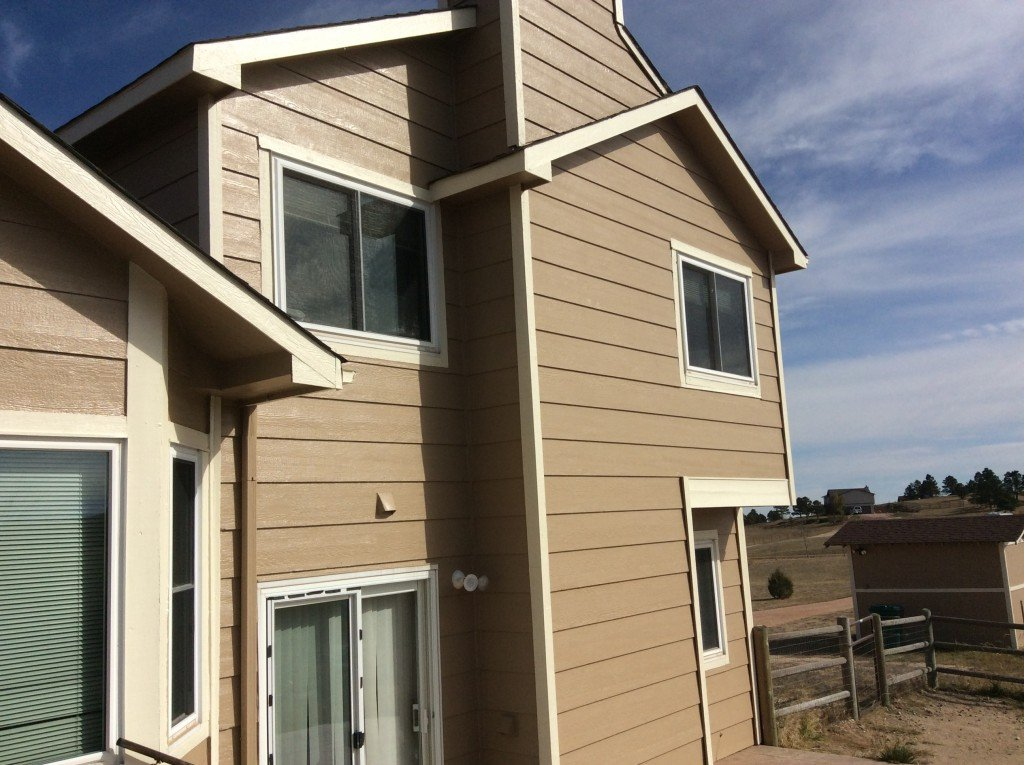 Exterior House Painters Colorado Springs CO